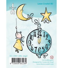 Leane Creatief - Lea'bilities Transparent stamps, little angel