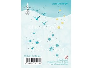 Leane Creatief - Lea'bilities Transparent stamps, In the air