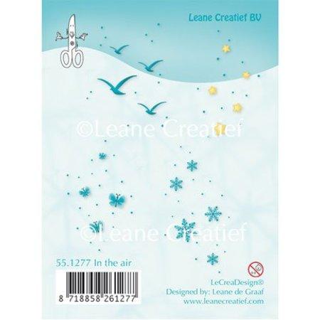 Leane Creatief - Lea'bilities Gennemsigtige frimærker, i luften