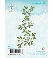 Leane Creatief - Lea'bilities Gennemsigtige frimærker, plante