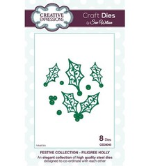 Creative Expressions Kreative udtryk, The Festive Collection