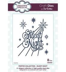Creative Expressions Espressioni creative, la collezione festiva, Silent Night