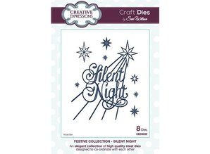 Creative Expressions Creative Expressions, The Festive Collection, Silent Night