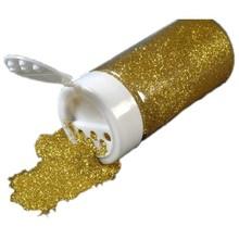 BASTELZUBEHÖR / CRAFT ACCESSORIES Glitter in a Streudose 14g, gold