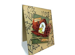 Spellbinders und Rayher Cutting and embossing stencils, metal template Inspire, Natural frame
