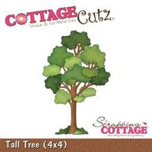 Cottage Cutz Skæring og prægning stencils, træ