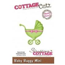 Corte y estampado en relieve plantillas CottageCutz, Tema: Bebé