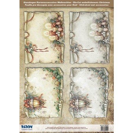 BILDER / PICTURES: Studio Light, Staf Wesenbeek, Willem Haenraets Die cut ark med pergament papirer fra 250 g karton, A4