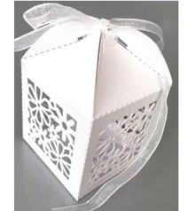 Dekoration Schachtel Gestalten / Boxe ... 10 Geschenkschachtel, mit filigranes Blumen Motiv