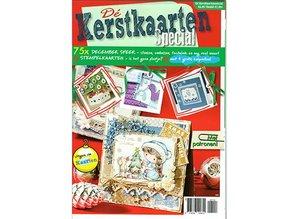 Bücher und CD / Magazines A4 Bastelzeitschrift: Weihnachtskarten speziall, NL