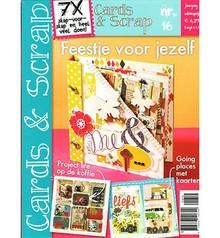 Bücher und CD / Magazines Rivista A4 Lavoro: Cards & Scrap NL
