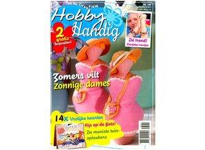Bücher und CD / Magazines A4 Work magazine: Hobby Handig NL