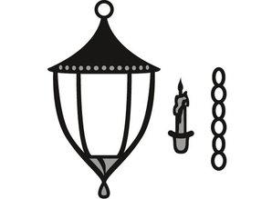 Marianne Design Stanz- und Prägeschablonen, Marianne Design, Laterne und Kerze