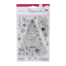 Stempel / Stamp: Transparent Transparent stamps, Christmas