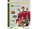 BASTELSETS / CRAFT KITS: Craft wallet Hummel Christmas Edition III