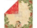 "Designer Papier Scrapbooking: 30,5 x 30,5 cm Papier Designerpapier 30,5 x 30,5cm, Weihnachten ""Christmas Story 2"""