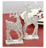 Objekten zum Dekorieren / objects for decorating 2 de pie de renos de la madera