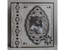 Marianne Design Marianne Design, embossing and cutting template, Small Oval by Petra, LR0235,