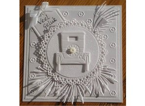 Marianne Design Marianne Design, stamping and embossing stencil