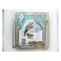 Ausschneidebogen, Marianne Design, Mattie s mooiste - Deer