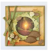 BILDER / PICTURES: Studio Light, Staf Wesenbeek, Willem Haenraets A4 Gestantzte ark: Efterår
