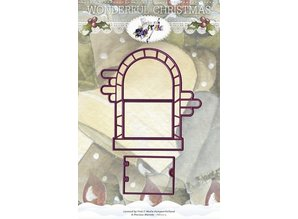 Precious Marieke Cutting and embossing stencils, farmhouse Tur