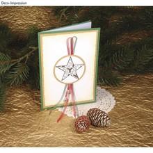 Stempel / Stamp: Holz / Wood Specialudgave: mini træ stempel Funny Elche