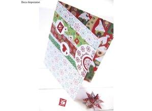 "Stempel / Stamp: Holz / Wood SPECIAL EDITION: mini wood stamp ""Winter Wonderland"""