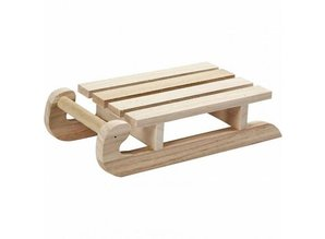 Objekten zum Dekorieren / objects for decorating Sturdy wooden sleigh for painting and decorating