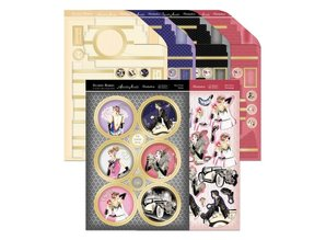 Exlusiv Decadent Moments - Tower Card Kit