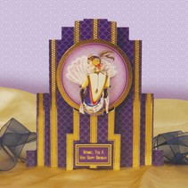 Decadent Moments - Tower Card Kit