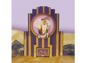 Exlusiv Decadent Moments - Tower Card Kit
