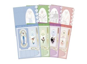 Exlusiv Deco Delights - Bookmark Reveal Card Kit.