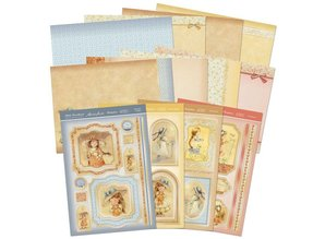 Exlusiv Little Treasure, Deluxe Card Set, for the design of more than 12 maps.