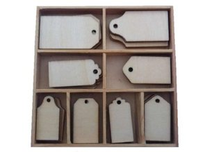 Objekten zum Dekorieren / objects for decorating Cuadro Adorno, con la etiqueta de 40 partes!