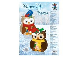 Dekoration Schachtel Gestalten / Boxe ... Complete Bastelset for designing 8 Gift Boxes