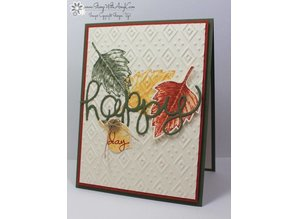Spellbinders und Rayher Cutting and embossing stencils, 8 different sheets with embossing