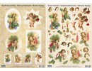 BILDER / PICTURES: Studio Light, Staf Wesenbeek, Willem Haenraets 3D Die cut sheets: Christmas angel designs