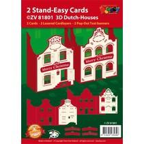 Bastelset for designing 2 Craft Cards