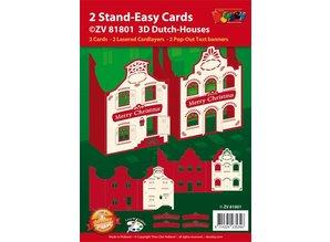 Exlusiv Bastelset for at udforme 2 Craft kort