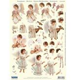 BILDER / PICTURES: Studio Light, Staf Wesenbeek, Willem Haenraets 3D Die cut sheets: 4 angel motifs