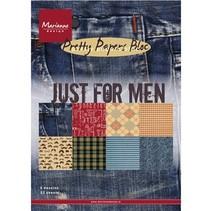 PrettyPapers bloques de papel de diseño, A5