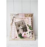 Marianne Design ¡NUEVO! Corte y estampado en relieve plantillas, frontera elegante Dekoband