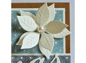 Marianne Design Cutting and embossing stencils, Hellebore
