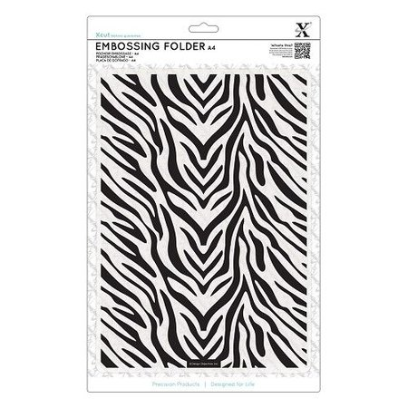 X-Cut / Docrafts A4 embossing folders