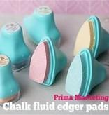 FARBE / INK / CHALKS ... Chalk Edger Sæt med 4 farver