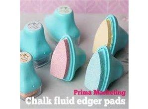 FARBE / INK / CHALKS ... Chalk Edger Set of 4 color