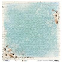 Designerbogen, 30,5 x 30,5cm Winter Memories