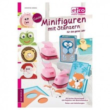 Bücher und CD / Magazines Fun for the whole family! Cool minifigures with punches, 48 ​​pages, German, Christine Urmann