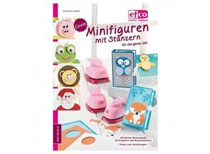 Bücher und CD / Magazines Cool minifigures with punches, 48 ​​pages, German, Christine Urmann
